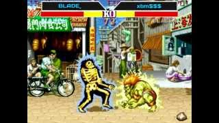 SF2HF - BLADE_ vs ROCKY ROSE A.K.A. xbm$$$ [Supercade 28.04.2012]