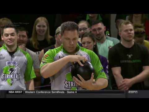 PBA Bowling League Semifinals Week 3 05 07 2017 (HD)