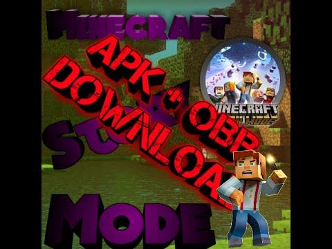 Minecraft Story Mode APK + OBB Download