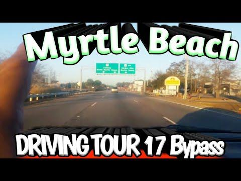 Murrells Inlet, Garden City, Surfside Driving 17 Bypass