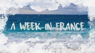 A Week in France | jr.alli inspired | Sony a6500