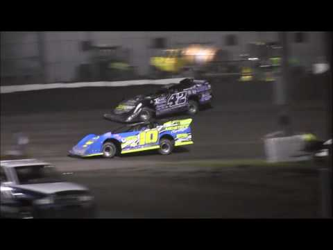 Fairbury American Legion Speedway Late Model Feature 8 5 17