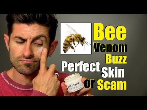 Bee Venom Cream | Perfect Skin or Scam?