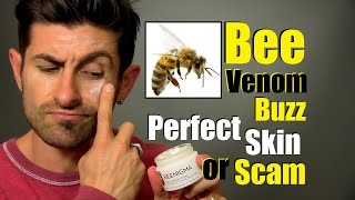 Bee Venom Cream | Perfect Skin or Scam? Thumbnail