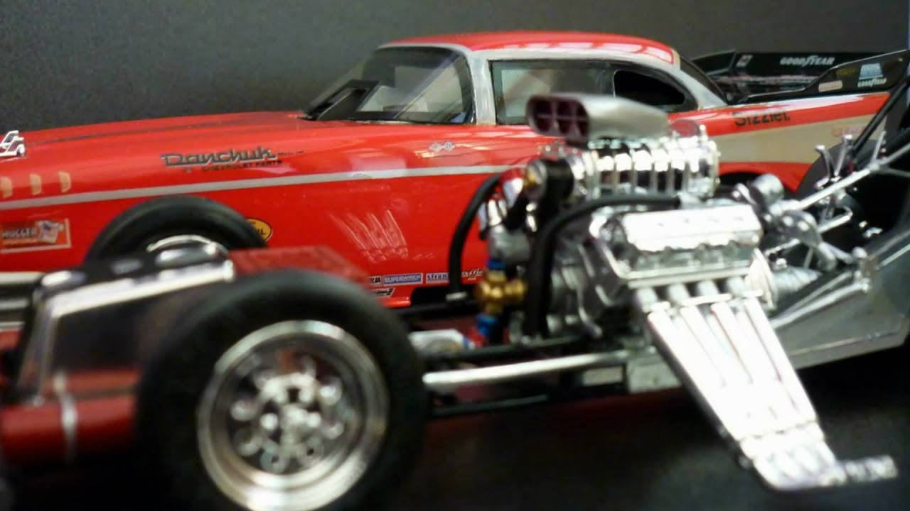 "Revell 1:24 '57 Chevy Funny Car Tom""Mongoose""McEWEN - YouTube"