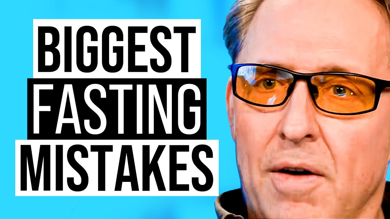 Body Hacking Expert Dave Asprey Shares How to Fast the Right Way | Health Theory
