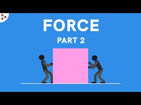 Physics - What is Force? - Part 2