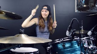 Three Days Grace - I Hate Everything About You - Drum Cover