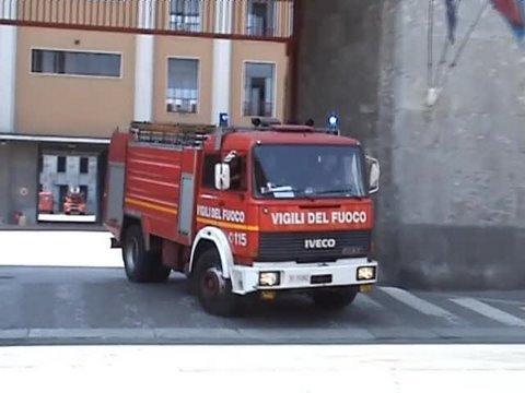 2x Vigili Del Fuoco Comando Provinciale Di Milano Youtube
