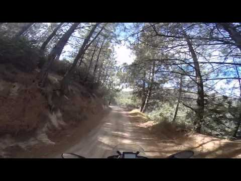 Indian Truck Trail to N Main Divide To Ortega