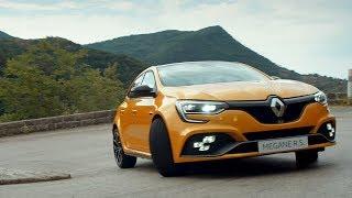 2018 Renault Megane R.S - Driving, Interior & Exterior Footage