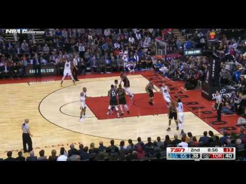 Golden State Warriors vs Toronto Raptors. Nov. 16. 2016-2017