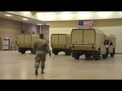 Pa. National Guard Members Activated For Mortuary-affairs Mission