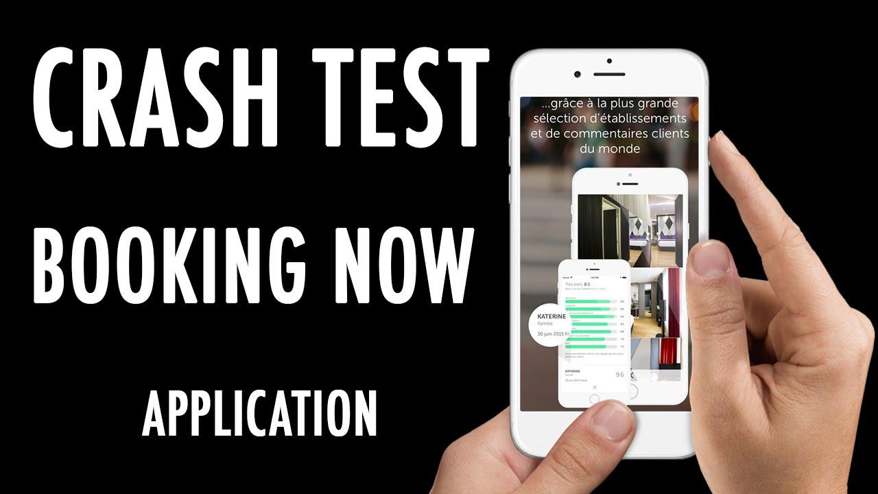 Crash test une nouvelle fa on de r server sur booking for Reserver sur booking