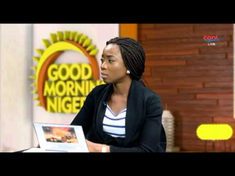 Good Morning Nigeria Show - The Economy Ft. Cheta Nwanze | Cool TV