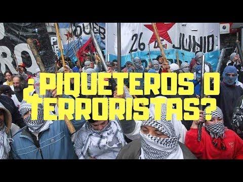 Grupo Piquetero De Izquierda Preparaba Actos Terroristas En Argentina