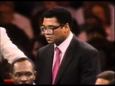 Muhammad Ali Michael Buffer