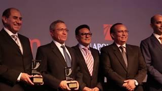 Premiación  Mejor Marca Empleadora 2017 en el sector Minero