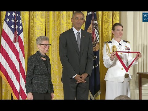 Terry Gross awarded National Humanities Medal