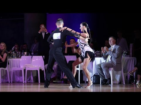Timur Yusupov - Valeria Remina, RUS 2019 | 2019 PODF Prague | WDSF WO LAT - Solo C