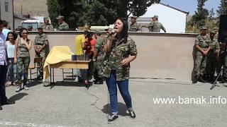 Զինվորի մոր երգը Մատաղիսում