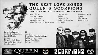Download Best Love Songs Queen & Scorpions
