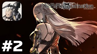 NieR Re[in]carnation - Chapter 1 - Gameplay Walkthrough Part 2