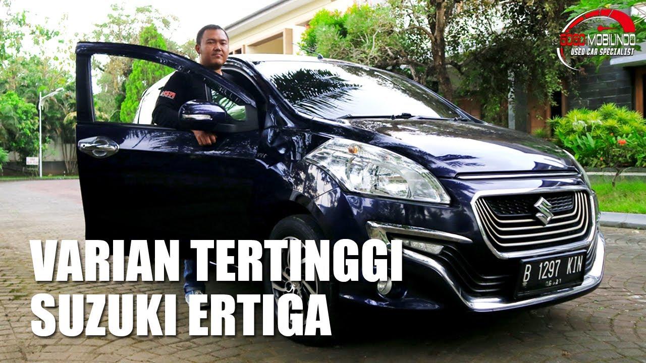 Suzuki Ertiga Dreza Manual 2016 - Jual Beli Mobil Bekas