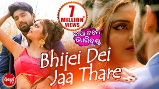 Bhijei Dei Jaa Thare | Full Video | Bapa Tame Bhari Dusta | Jay, Samita | Sidharth TV