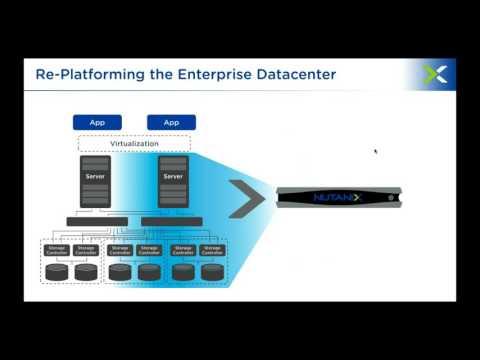 Transform your Datacentre Infrastructure with Nutanix and Rubrik - webinar