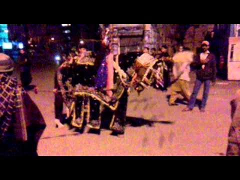 Juloos-E-Zuljanah Muharram 2011-2012/1433 Hyderabad sindh
