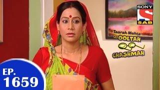 Taarak Mehta Ka Ooltah Chashmah - तारक मेहता - Episode 1659 - 27th April 2015