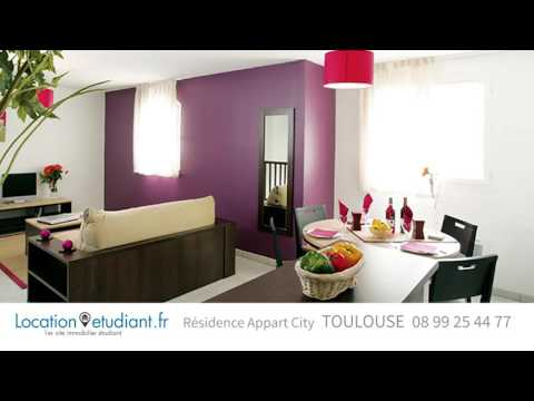 Logement étudiant Toulouse Colomiers AppartCity