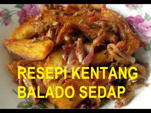 resepi-kentang-dan-ikan-bilis-berlada-mudah