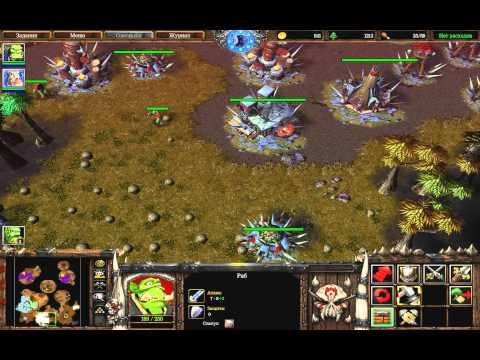 Прохождение Warcraft 3: Reign of Chaos - Воля демонов #27