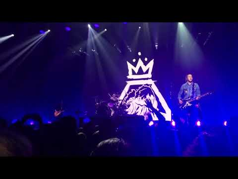 Fall Out Boy - Church (Live at Zenith Paris April 3rd)
