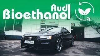 Audi FlexFuel, лучшая машина с аукциона США, делаем тюнинг!