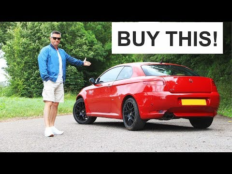 Why You Should Buy The Alfa Romeo GT Now! (Long Term Review)