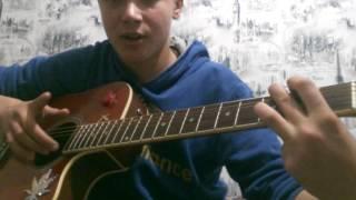 Разбор  песни милые зеленые глаза На гитаре без барэ