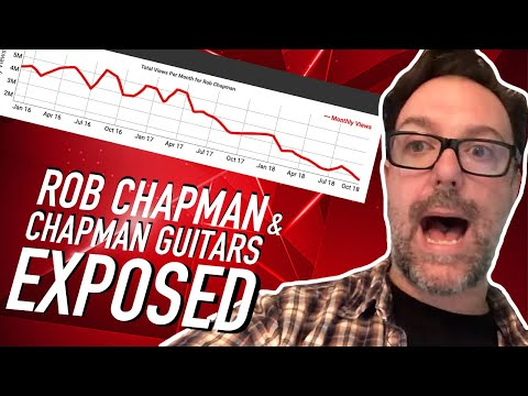 Audio Audit - Rob Chapman EXPOSED!