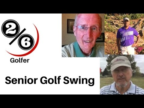 senior-golf-swing:-1/2-swings-for-crazy-power!!