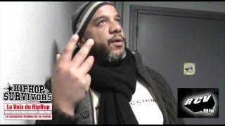 Interview de Kadaz pour La Voix du HipHop