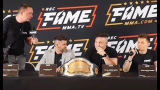 FAME MMA - MAGICAL I POLAK ROBIĄ FESTIWAL ŻENADY - Na żywo