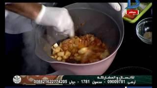 مطبخ دريم| طريقة عمل مكرونة الفراخ بالبروكلى مع الشيف عبد الناصر السورى حلقة 1-12-2016