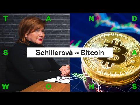 Schillerová vs Bitcoin (bonus z Patreonu)