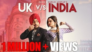 "Moviebox & A.S Dhami Presents Brand New Single ""UK Vs INDIA"" Singer..."
