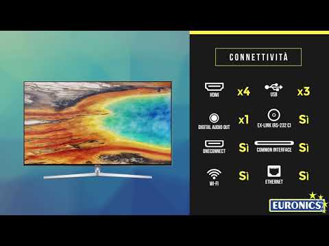Samsung | TV UHD 4K Flat Smart Serie 8 | 65MU8000