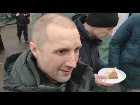 Украинский пленный рассказал после обмена о своем пребывании в тюрьме