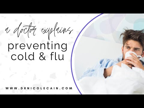Immune System Boosters: Tips to get you Through Cold & Flu Season