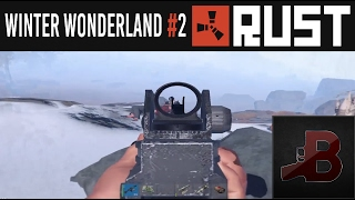 Winter Wonderland #2 - Rust